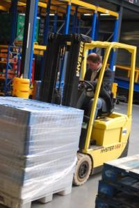 YNORD Ontwikkeling in Logistiek